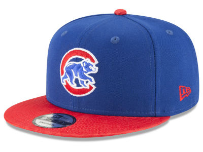 Chicago Cubs New Era MLB Mark Mixer 9FIFTY Snapback Cap