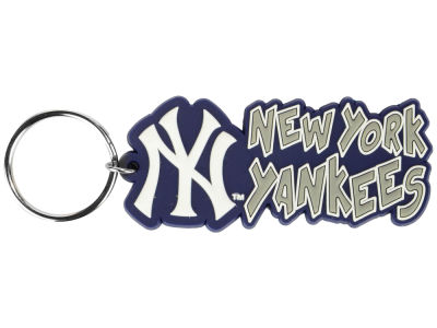 New York Yankees Aminco Impulse Keychain