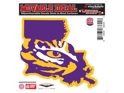 LSU Tigers Stockdale State Decal