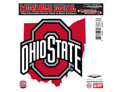 Ohio State Buckeyes Stockdale State Decal