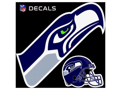 Seattle Seahawks Moveable 12x12 Decal
