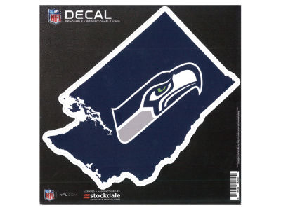 Seattle Seahawks Stockdale State Decal