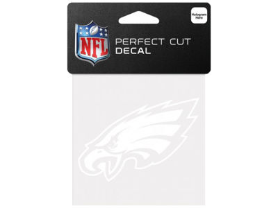 Philadelphia Eagles 4x4 Die Cut Decal