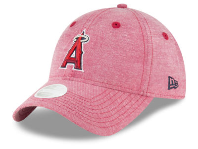 Los Angeles Angels MLB Team Linen 9TWENTY Cap