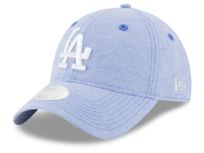Los Angeles Dodgers MLB Team Linen 9TWENTY Cap