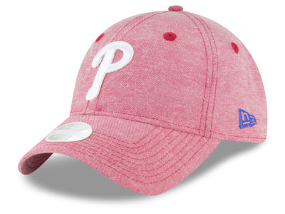 Philadelphia Phillies New Era MLB Team Linen 9TWENTY Cap
