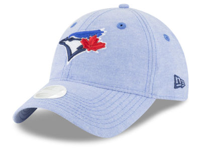 Toronto Blue Jays New Era MLB Team Linen 9TWENTY Cap