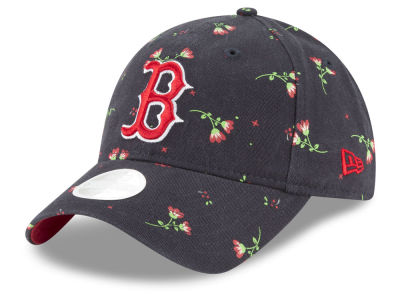 Boston Red Sox New Era MLB Blossom 9TWENTY Cap
