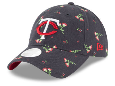 Minnesota Twins New Era MLB Blossom 9TWENTY Cap