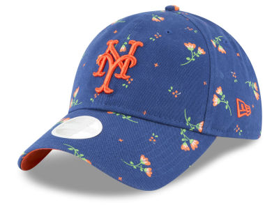 New York Mets New Era MLB Blossom 9TWENTY Cap