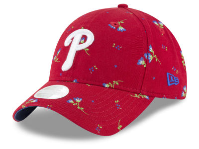 Philadelphia Phillies New Era MLB Blossom 9TWENTY Cap