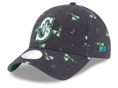 Seattle Mariners New Era MLB Blossom 9TWENTY Cap