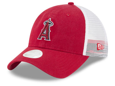 Los Angeles Angels MLB Trucker Shine 9TWENTY Cap