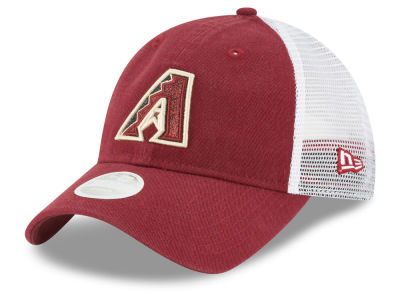 Arizona Diamondbacks MLB Trucker Shine 9TWENTY Cap