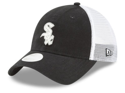 Chicago White Sox MLB Trucker Shine 9TWENTY Cap