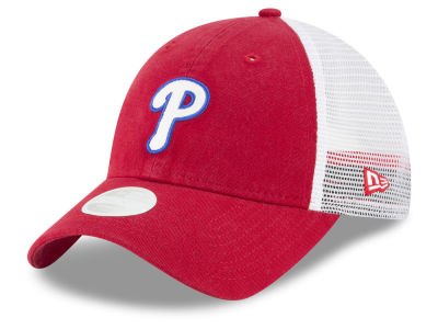 Philadelphia Phillies New Era MLB Trucker Shine 9TWENTY Cap
