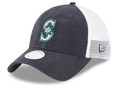 Seattle Mariners MLB Trucker Shine 9TWENTY Cap