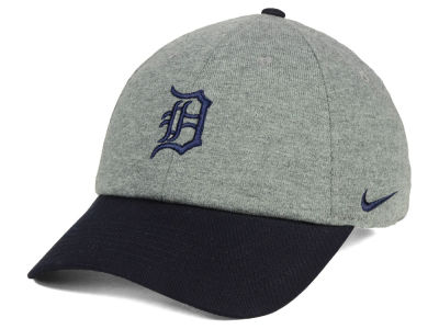 Detroit Tigers Nike MLB 2 Tone Heather Cap