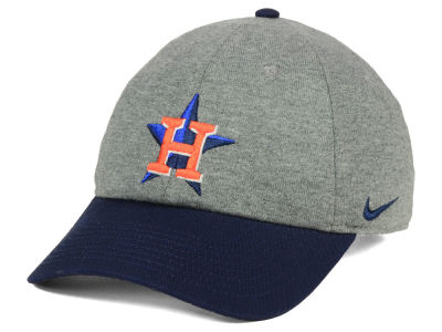 Houston Astros MLB 2 Tone Heather Cap