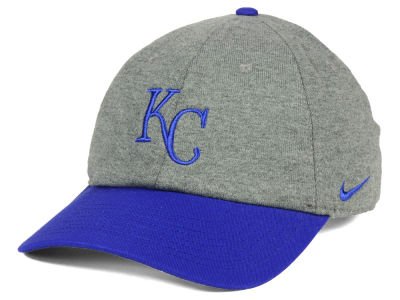 Kansas City Royals Nike MLB 2 Tone Heather Cap