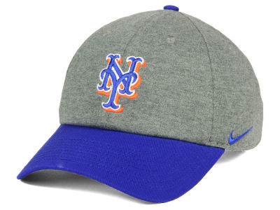 New York Mets Nike MLB 2 Tone Heather Cap