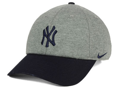 New York Yankees Nike MLB 2 Tone Heather Cap