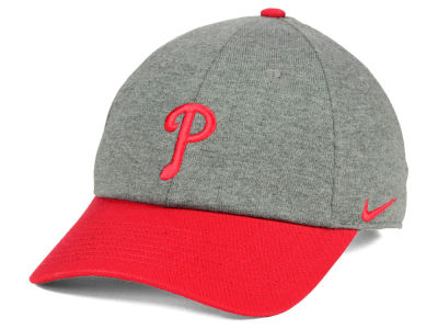 Philadelphia Phillies Nike MLB 2 Tone Heather Cap
