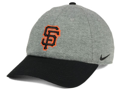 San Francisco Giants Nike MLB 2 Tone Heather Cap