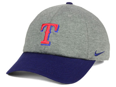 Texas Rangers Nike MLB 2 Tone Heather Cap