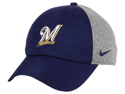 Milwaukee Brewers Nike MLB New Day Legend Cap
