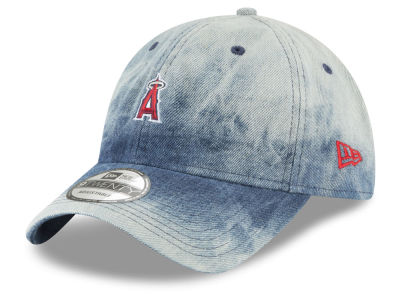 Los Angeles Angels New Era MLB Denim Wash Out 9TWENTY Cap