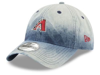 Arizona Diamondbacks New Era MLB Denim Wash Out 9TWENTY Cap