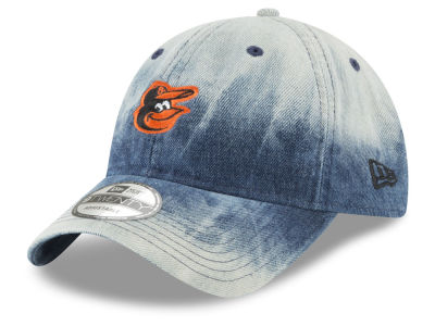 Baltimore Orioles New Era MLB Denim Wash Out 9TWENTY Cap