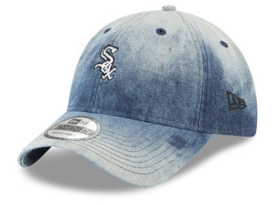 Chicago White Sox New Era MLB Denim Wash Out 9TWENTY Cap