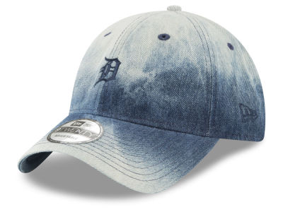 Detroit Tigers New Era MLB Denim Wash Out 9TWENTY Cap