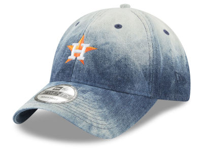 Houston Astros New Era MLB Denim Wash Out 9TWENTY Cap