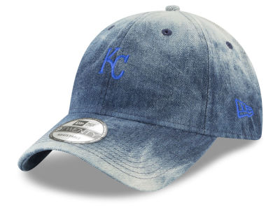 Kansas City Royals New Era MLB Denim Wash Out 9TWENTY Cap