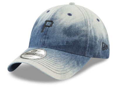 Pittsburgh Pirates New Era MLB Denim Wash Out 9TWENTY Cap