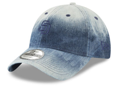 San Diego Padres New Era MLB Denim Wash Out 9TWENTY Cap