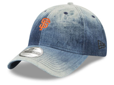 San Francisco Giants New Era MLB Denim Wash Out 9TWENTY Cap