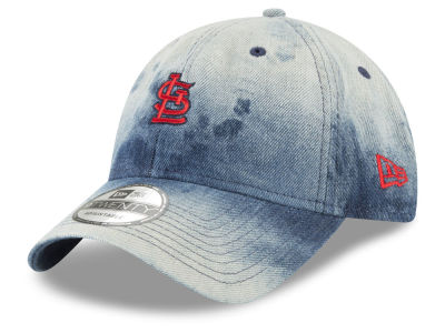 fbea945659614 ... reduced st. louis cardinals new era mlb denim wash out 9twenty cap  2f4e3 5a29c
