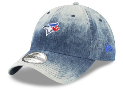 Toronto Blue Jays New Era MLB Denim Wash Out 9TWENTY Cap