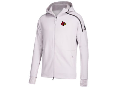 Louisville Cardinals adidas NCAA Men's Zone Pulse Hoodie