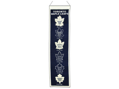 Toronto Maple Leafs Heritage Banner