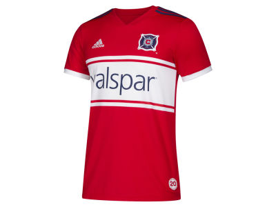 Chicago Fire adidas MLS Men's Primary Replica Jersey