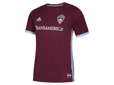 Colorado Rapids adidas MLS Men's Primary Replica Jersey
