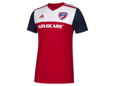 FC Dallas adidas MLS Men's Primary Replica Jersey