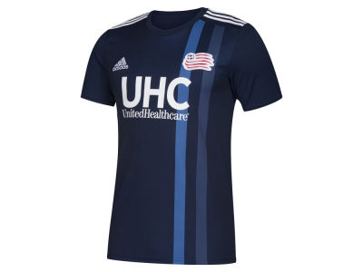 New England Revolution adidas MLS Men's Primary Replica Jersey