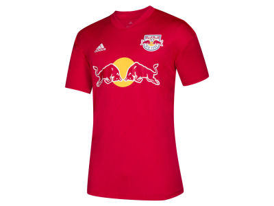 New York Red Bulls adidas MLS Men's Secondary Replica Jersey
