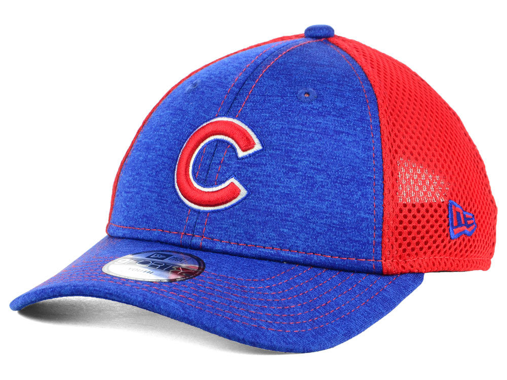 Chicago Cubs New Era MLB Kids Turn 2 9FORTY Cap  2418aebe267